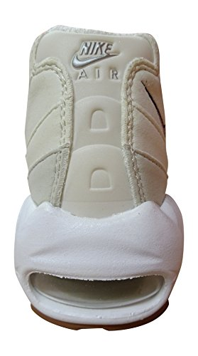Nike 307960-103, Zapatillas de Trail Running para Niñas Blanco (Sail / Light Bone-Light Bone-Gum Med Brown)