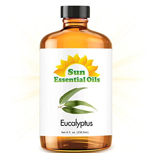 - Eucalyptus (Huge 8oz) Best Essential Oil