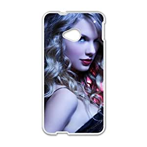 taylor swift HTC One M7 Cell Phone Case White PSOC6002625594234