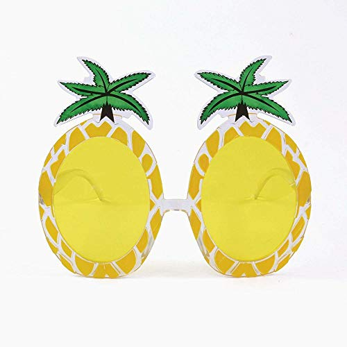 BA024 Lunettes Taille Adulte Vert Snner Unisexe Ananas 7f1fzw