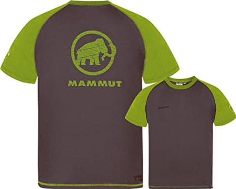Mammut Mica – Camiseta, color - bark/grellow, tamaño XXL ...