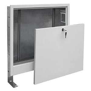 Distribución de armario para suelo radiante distribuidor rasante Up de dimensiones: 560x 615–705