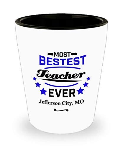 Teacher Shot Glass: