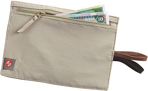Lewis N. Clark Money Belt Travel Pouch, Tan