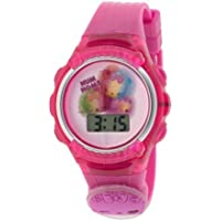 Num Noms LCD Watch with Flashing Dial and Light-Up Icons