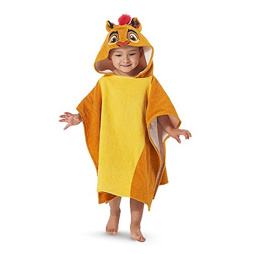 Lion Hooded Towel (Disney Kion Hooded Towel for Kids)