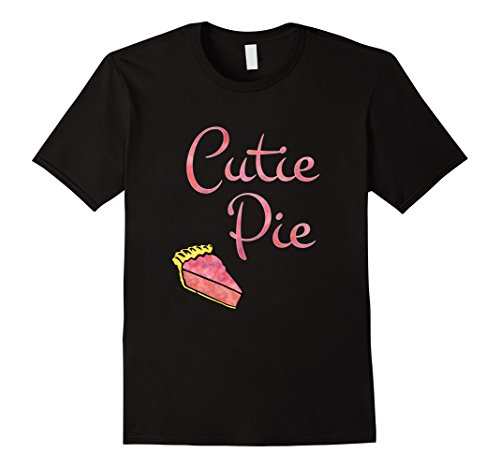 Cutie Pie Watercolor Valentine's Day T-Shirt