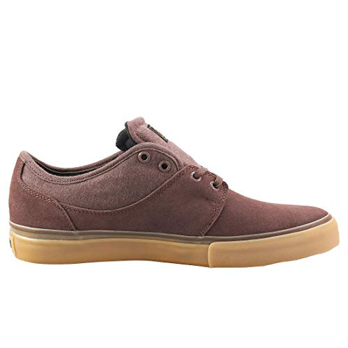 Skate gum Marron Globe dark Mahalo Hommes De 17300 Brown Chaussures AAOqt