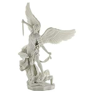St. Michael The Archangel Statue Sculpture Saint