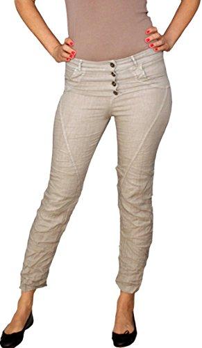 Perano - Pantalón - Básico - para mujer taupe-brown