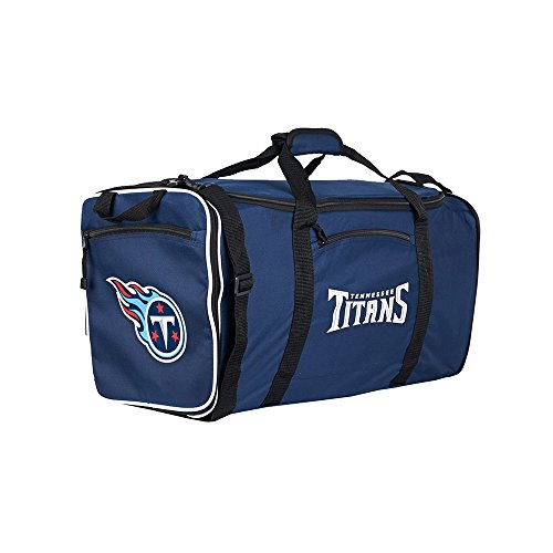 Amirshay, Inc.. Tennessee Titans NFL Steal Duffel Bag (Navy) (2-Pack) by Amirshay, Inc.