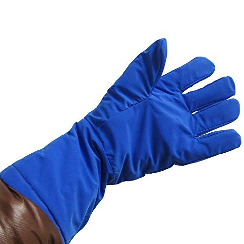 Mufly Cryogenic Gloves Waterproof MA Work Gloves for Extremely Cold Environment, Mid-Arm,38cm by Mufly (Image #2)