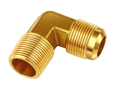 Brass Division E16B FLARE ELL 3//8FLX1//4MPT Parker Hannifin Corp
