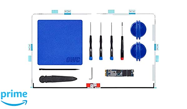 OWC Aura Pro X2 480 GB Upgrade Kit - iMac 2013-2019: Amazon.es ...