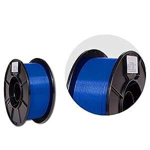 C.W.EURJ Impresora 3D 1.75mm Filament PLA Impresión 3D PLA ...