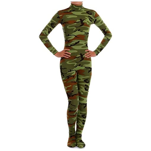 Vsvo Lycra Spandex Zentai Unitard Catsuit For Adults And Children