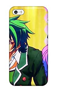 IykIzId6496IgJTS CaseyKBrown No Game No Life Feeling Iphone 5/5s On Your Style Birthday Gift Cover Case wangjiang maoyi by lolosakes