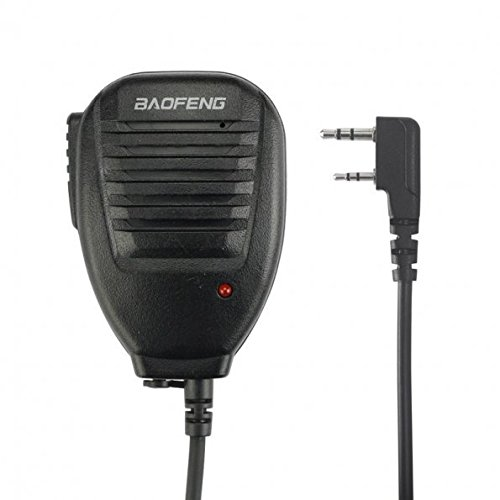 Baofeng BF-S112 Two Way Radio Speaker - Mic Speaker