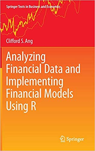Analyzing Financial Data and Implementing Financial Models