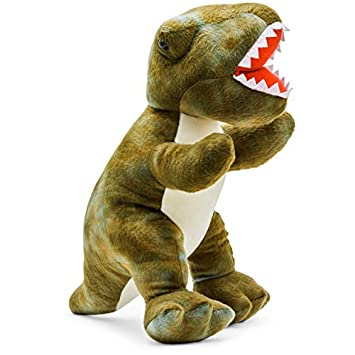 Amazon.com: Plush Creations, Inc. Dinosaurio realista para ...