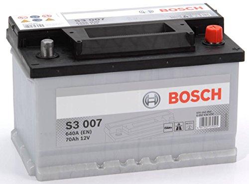 Bosch S3 007 Car Battery: