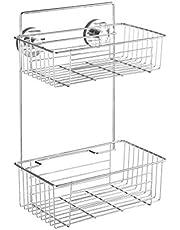 Wenko Vacuum-Loc Haak, set van 2 stuks; bevestiging zonder boren