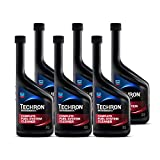 Chevron 65740-CASE Techron Concentrate Plus Fuel System Cleaner - 20 oz. - (Pack of 6)