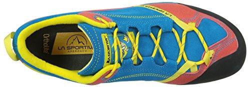 La Sportiva Mix - Zapatillas de deporte Hombre Azul / Rojo Claro