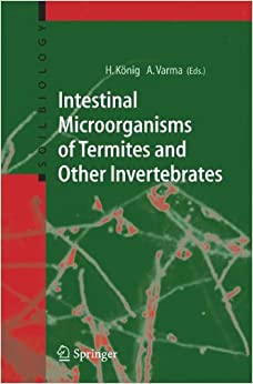 Intestinal Microorganisms of Termites and Other Invertebrates (Soil Biology)