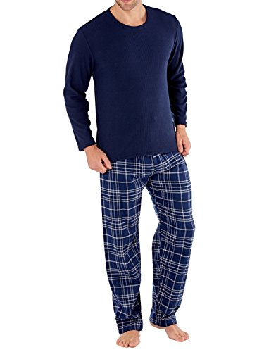 Harvey Hombre Sets Azul De Pijama L James CrCwxv1