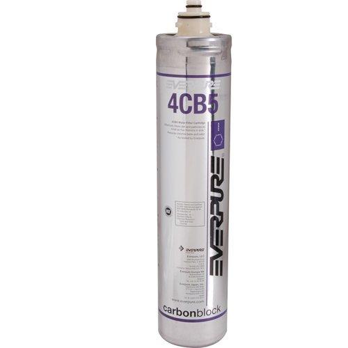 EVERPURE Kleensteam 4CB5 Water Filtration Carbon Block Cartridg EV9617-11