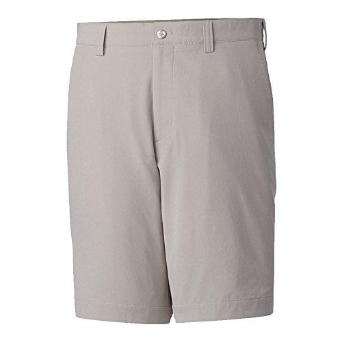 Cutter & Buck Golf Shorts - Cutter and Buck DryTec Bainbridge Flat Front Golf Shorts 2017 Castle 33