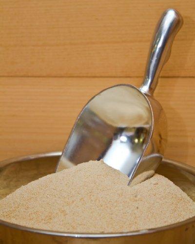 Mansfield Maple-Certified Organic Granulated Pure Vermont Maple Sugar 5 Pound Bulk Bag - Maple Sugar Pepper