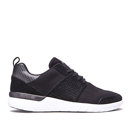 Supra m Shoe Black Scissor Skate Charcoal Scissor Shoe Skate Supra Black Charcoal wPaHqwr