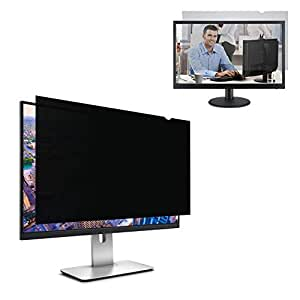 """17 18.5 19 19.5 20 22 23 23.6 23.8 24 25 26 27"""" inch Computer Privacy Screen Filters,Computer Display Privacy Screen Protector,Anti-Glare Anti-Spy Anti-Blue Scratch and UV Protection,Easy Install 27-Inch Widescreen(16:10)"""