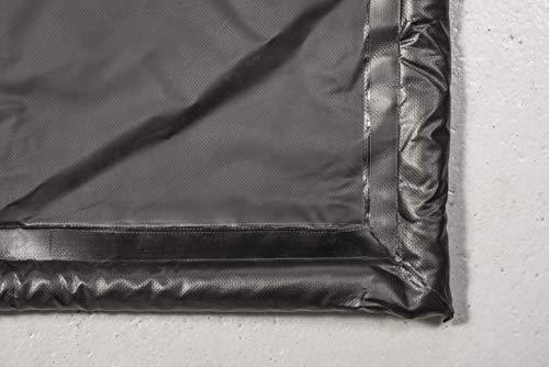 AutoFloorGuard AFGP-7918 Black 7'9''x18' AFG MidSize Containment Mat by AutoFloorGuard (Image #4)