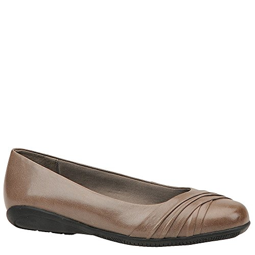 Flick Walking Donna Cradles Wash Leather Waxy Taupe 5r4a4