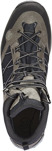 Hanwag Scarpe da Camminata ed Escursionismo Uomo Asphalt/Black Asphalt/Black