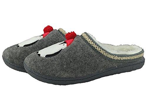 SaneShoppe - Zapatillas Bajas mujer gris