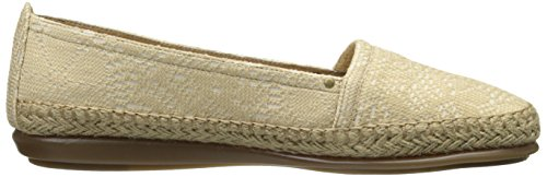 Loafer Eyelet Womens Solitaire Aerosoles Natural Aerosoles on Slip on Solitaire Womens Loafer Slip AEx7q