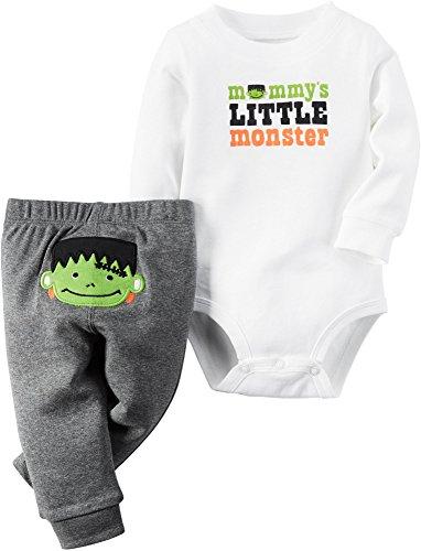 Carters Piece Frankenstein Set Baby
