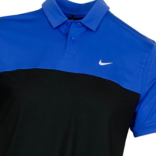 Block Royal Black Shirt Game White Polo Men's Colour Nike Icon fwqpTC
