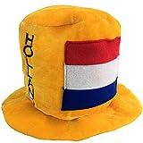 Blancho Bedding Fancy Dress Hat Jester Hat Fun Multi-Color Halloween Party Costumes,Clown Hat#1