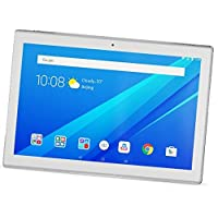 "Lenovo TAB4 10 - Tablet DE 10.1"" HD (Qualcomm Snapdragon 425, 2 GB de RAM, 16 GB de eMCP, Camara Frontal de 5 MP, Sistema operativo Android 7.1.1, WiFi + Bluetooth 4.0) Color Blanco"