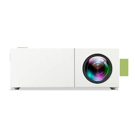 GMACCE Proyector Portable, proyector Video de HD 1080P apoyado ...