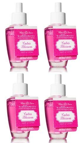 Bath and Body Works Wallflower Fragrance Refill Cactus Blossom 4 Pack. 0.8 oz