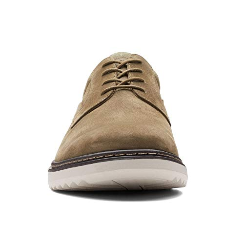9 Shoes Olive Geo Casual Wide Lace 44 Fit Mens Nobuck Eu Dk Clarks Uk 5 Un FAqw8aqS