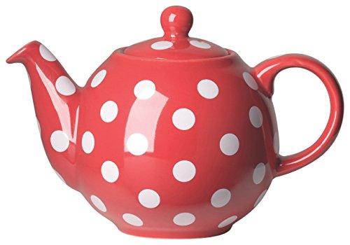 globe teapot - 1