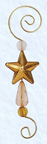 Old World Christmas Christmas Ornament Star Hooks (6 Pack) by Old World Christmas