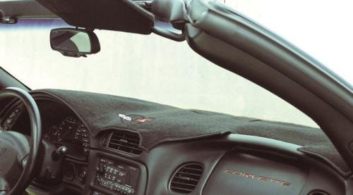 Corvette Dash Cover with Head Up Display - Dash Cover Corvette